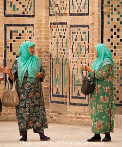 Muslimwomentalkinguzbekistan