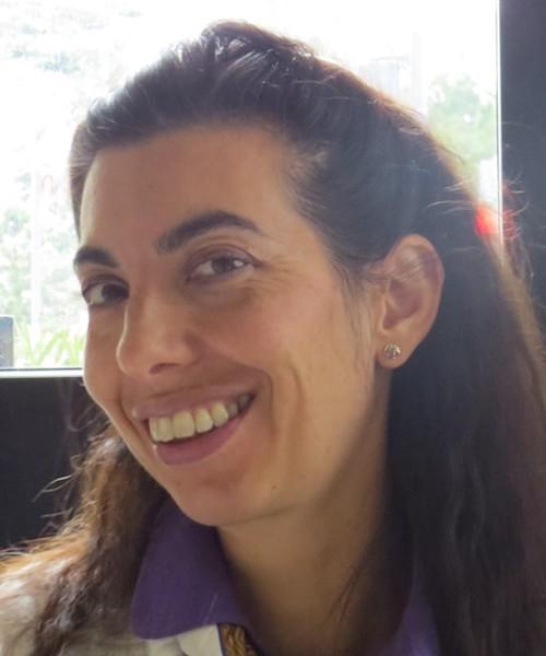 Myriam Hunter-Henin headshot