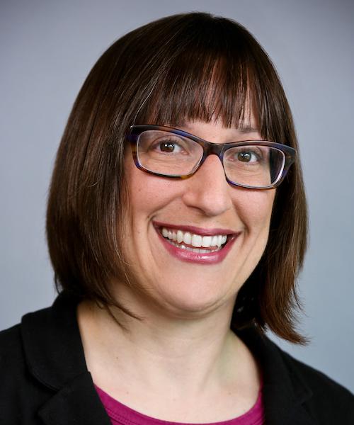 Naomi Steinberg headshot
