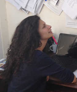 A Discussion with Natalie Khoury, Academic Officer at the Jesuit Refugee Service Higher Education Center, Amman, Jordan