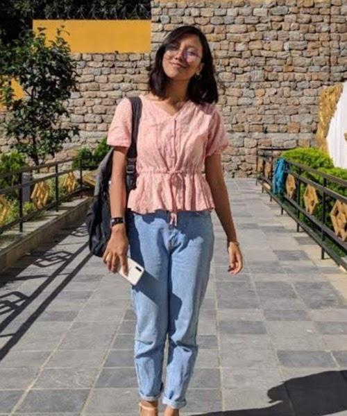 Neha Shrestha headshot