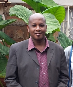 Nicholas Makau