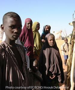 Nigergagamaricampnigerianrefugeesfleeingbokoharam