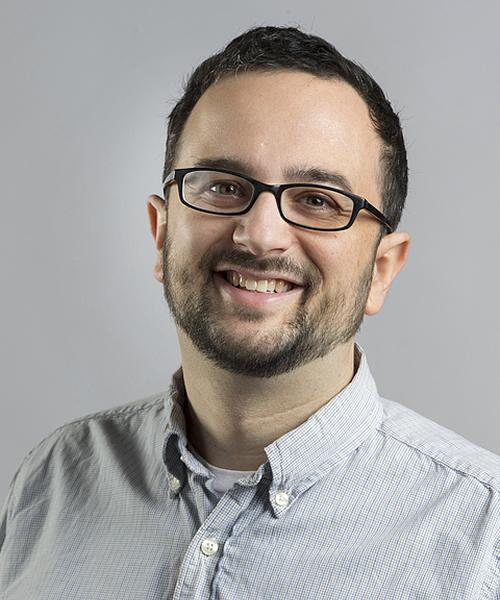 Noah Salomon headshot