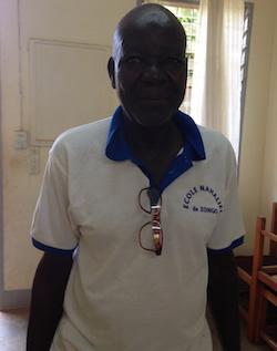 A Discussion with Norbert Nikiema, Security Guard, CERCLE, Ouagadougou, Burkina Faso