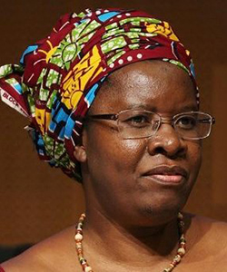 A Discussion with Nyaradzayi Gumbonzvanda, General Secretary, World YWCA