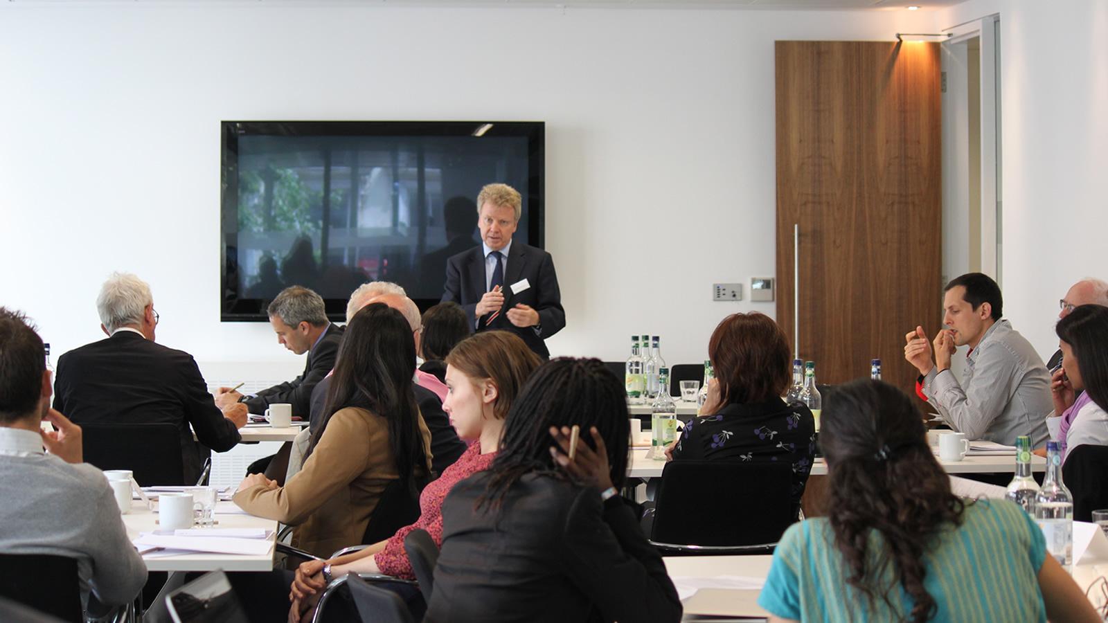 2012 Olympic Values Symposium Participants