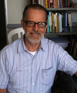 A Discussion with Paul Schweitzer, S.J., Professor of Mathematics at Pontifical Catholic University, Rio de Janeiro