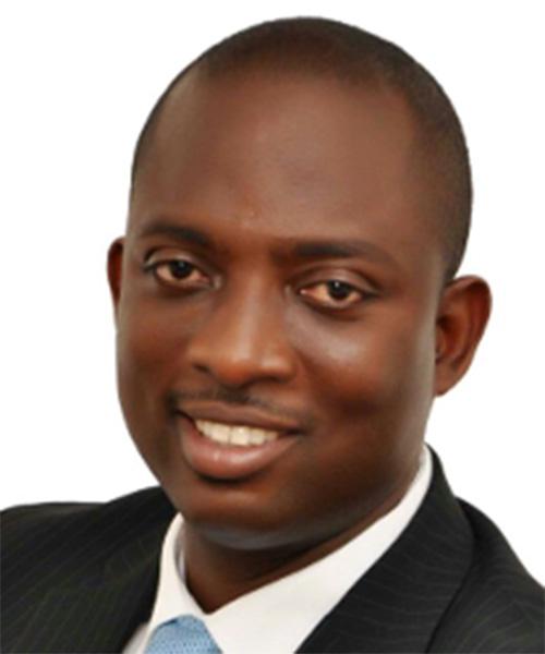 Peter Kwame Yeboah headshot