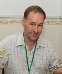 Philip Bowden headshot