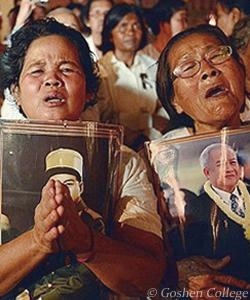 Phnom Pehn Prepares a Final Farewell: Part II