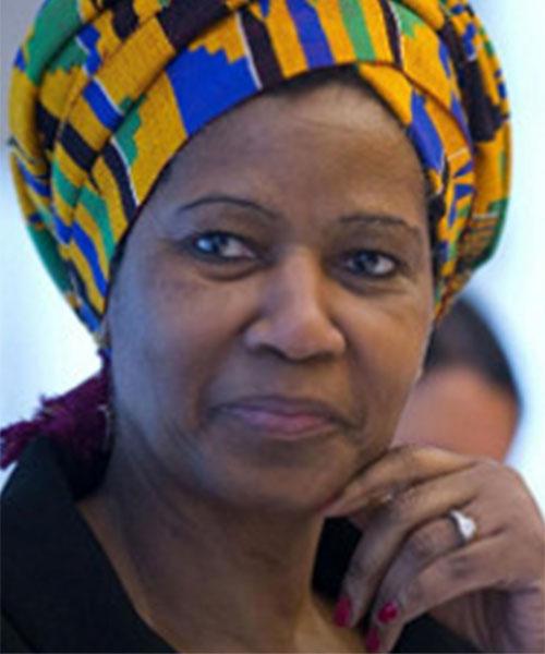 Phumzile Mlambo-Ngcuka headshot