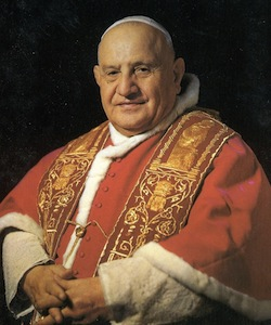 John XXIII on Religion as Inherently Part of the Social Order