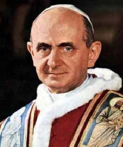 Paul VI on the Right to Religious Freedom