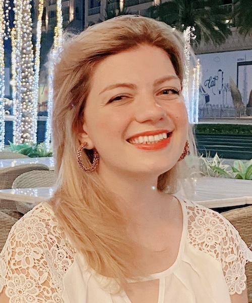 Rahaf Aldoughli headshot