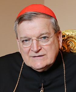 Cardinal Raymond Burke on President-Elect Donald Trump's Stance on Religious Issues and the Influence of Religion in Shaping Political Morality