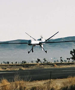 Is the Military Use of Drones Ethically Defensible?