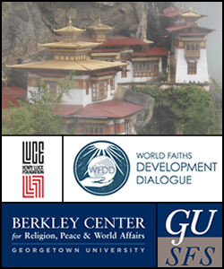 Faith and Global Development Consultation and Policy Briefs