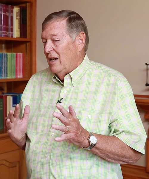 A Discussion with Robert A. Seiple, First U.S. Ambassador for International Religious Freedom