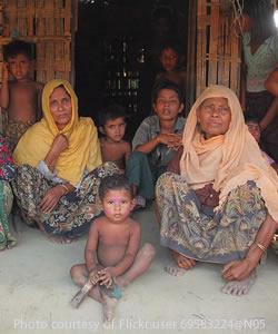 Exodus 2018: Myanmar to Bangladesh