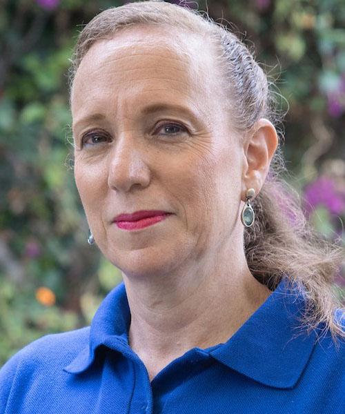 Sabrina Lustgarten headshot