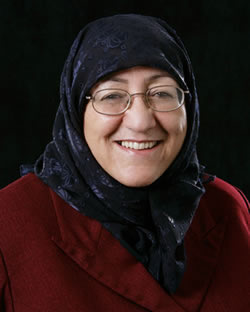 A Discussion with Sakena Yacoobi, Founder of the Afghan Institute of Learning (AIL)