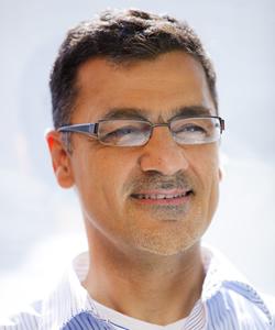 Salam Al-Marayati headshot