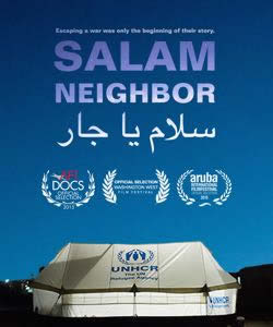"""Salam Neighbor"" Film Screening"