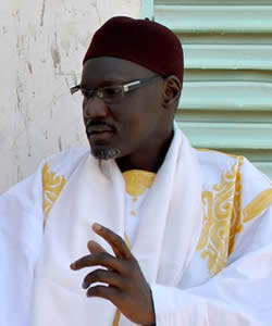 A Discussion with Sheikh Saliou Mbacke, Continental Coordinator of IFAPA