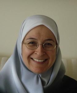Salma Abugideiri headshot
