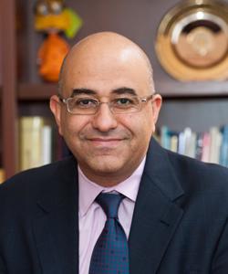 Samer Shehata headshot