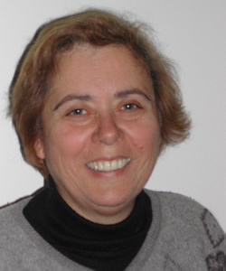 Sandra Mazzolini headshot