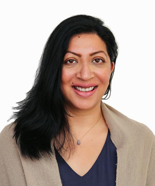 Sara Singha headshot