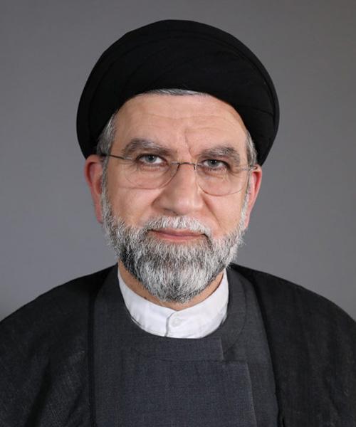 Sayyid Mohammad Baqir Kashmiri headshot