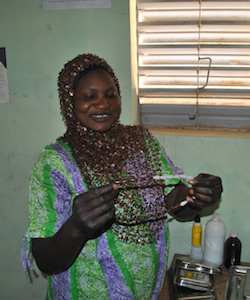 Engaging Faith Leaders in Senegal to Promote Women's and Family Health