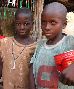 Policy Brief: Education and Vulnerability - The Case of the Talibés in Senegal