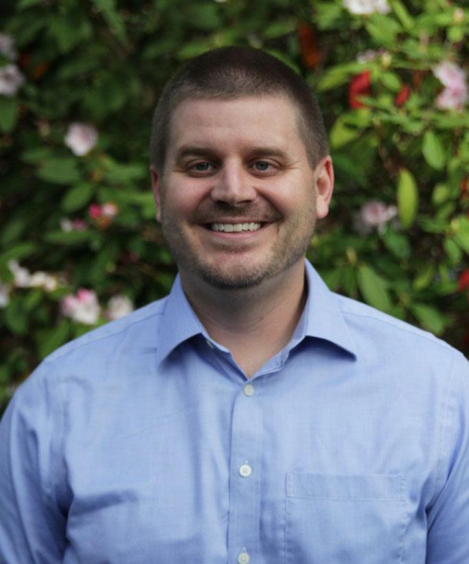 Seth Dowland headshot