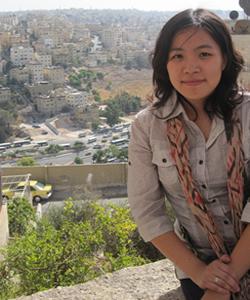 Seungah Lee on Girls, Bathrooms, and the Hijab