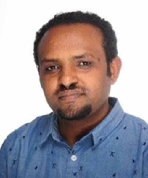 Solomon Gebreyes Beyene headshot