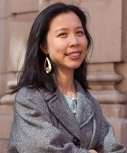 Sonia Lin headshot