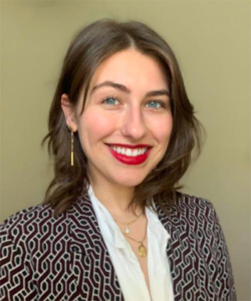 Sophia Farion headshot