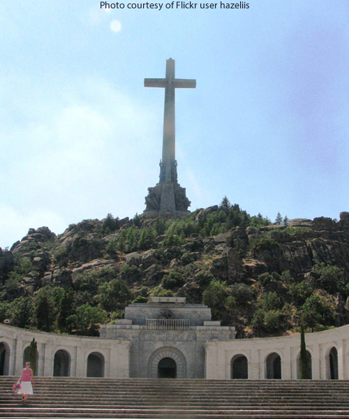 Basilica of the Holy Cross of the Valley of the Fallen