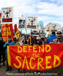 Using a Religious Freedom Framework to Protect the Rights of Native Americans