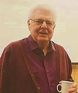 Stephen Dunn headshot
