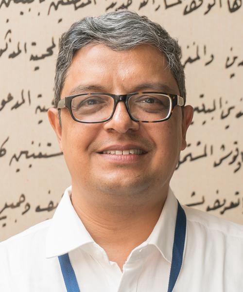 Sunil Caleb headshot
