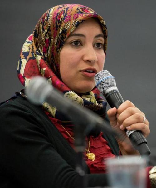 Suzy Ismail headshot