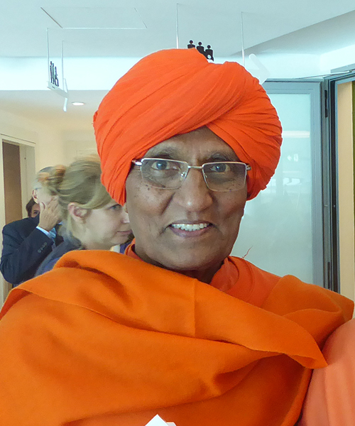 A Discussion with Swami Agnivesh (South and Central Asia)