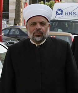 Tayseer Rajab al-Tamimi headshot