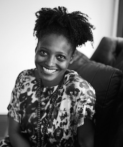Tracy K. Smith headshot