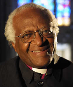 Desmond Tutu on Tackling Climate Change